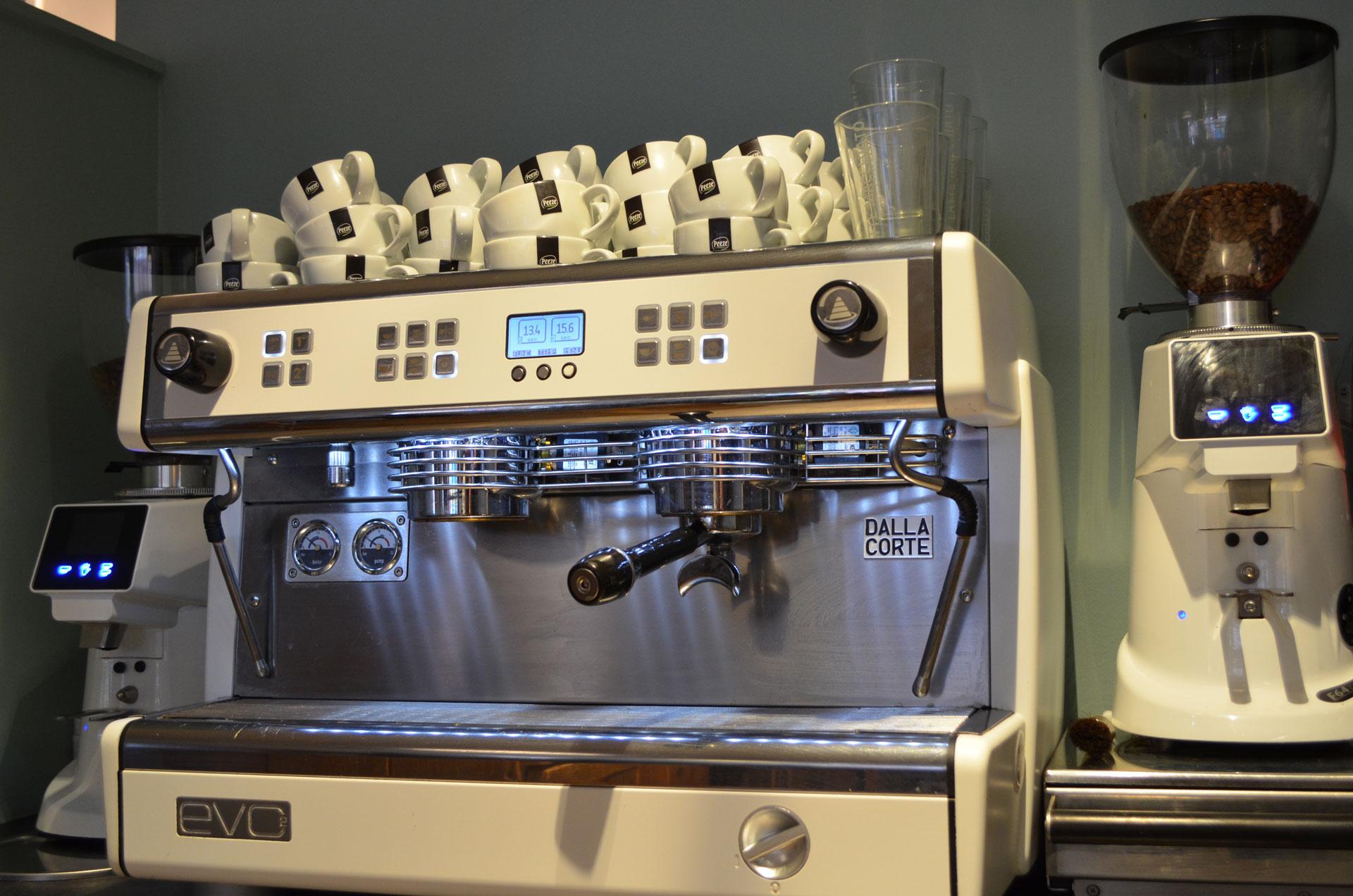 We hebben (enter) 27 soorten koffie!